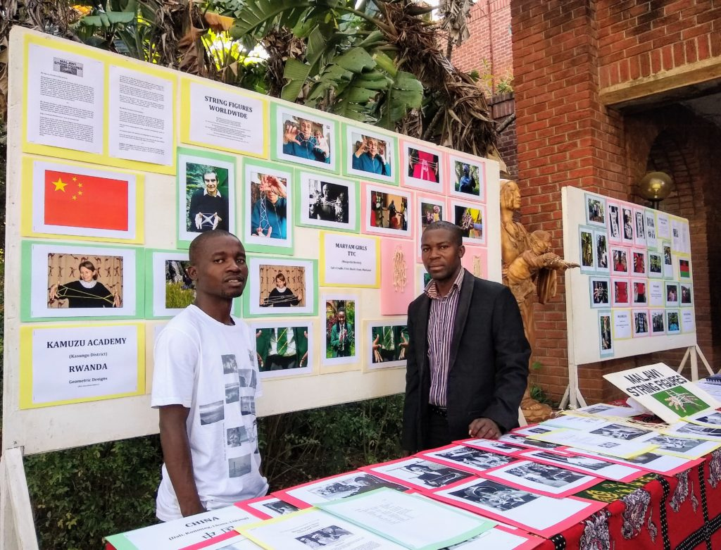 Malawi String Figure Project: Kamuzu Academy (National Schools Science Fair & China Week) (2016 - 2019)