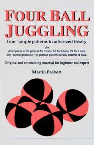 Martin Probert: Four Ball Juggling (1995)