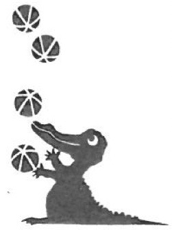 Alisoun Probert: Four Ball Juggling (1995)