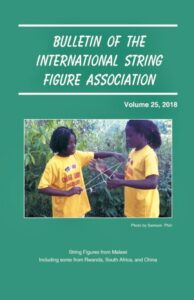 Martin Probert et al.: String Figures from Malawi, Including some from Rwanda, South Africa, and China (2018)