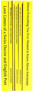 Martin Probert: The Yellow Books (2020)